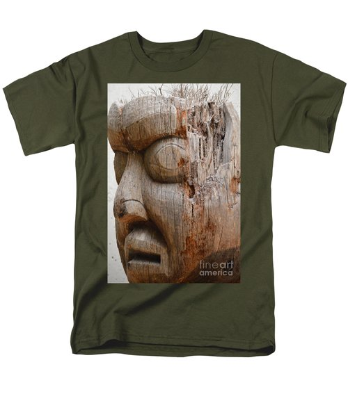 Men's T-Shirt  (Regular Fit) featuring the photograph Climate Mind Changer by Brian Boyle