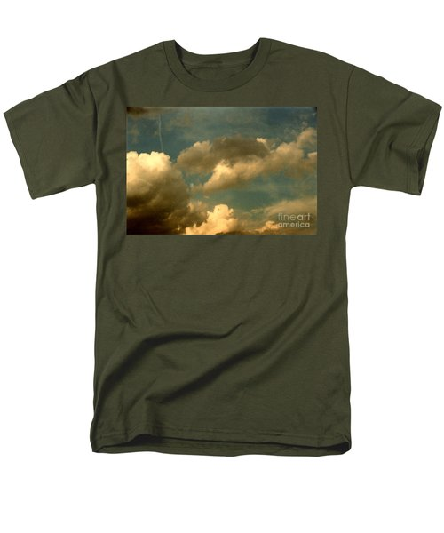 Clouds Of Yesterday Men's T-Shirt  (Regular Fit) by Anita Lewis