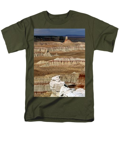 Coal Mine Mesa 19 Men's T-Shirt  (Regular Fit)