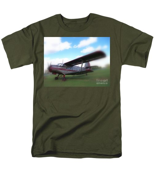 Come Fly With Me Men's T-Shirt  (Regular Fit) by Lingfai Leung