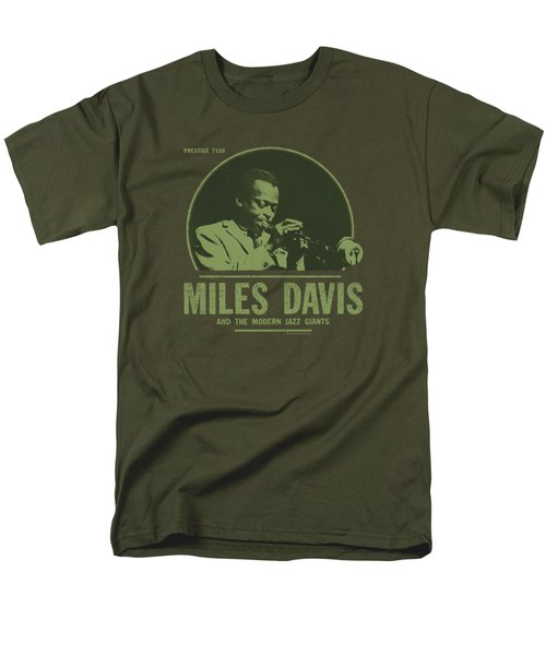 Concord Music - The Green Miles Men's T-Shirt  (Regular Fit) by Brand A