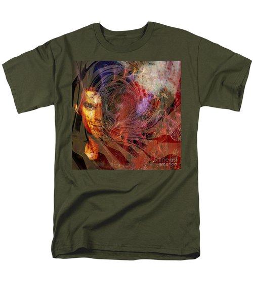 Crimson Requiem - Square Version Men's T-Shirt  (Regular Fit)