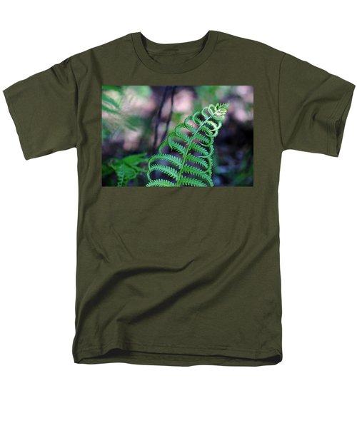 Men's T-Shirt  (Regular Fit) featuring the photograph Curls by Debbie Oppermann