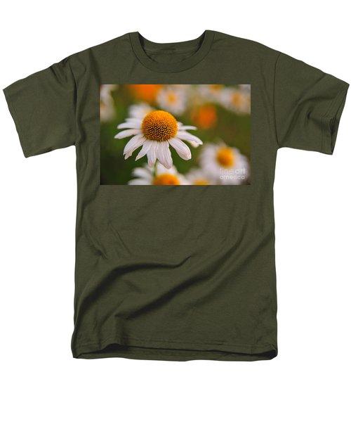 Daisy Power Men's T-Shirt  (Regular Fit) by Terri Gostola