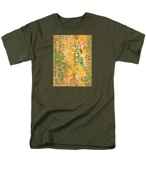 Dance Of The Elementals Men's T-Shirt  (Regular Fit) by Lynda Hoffman-Snodgrass