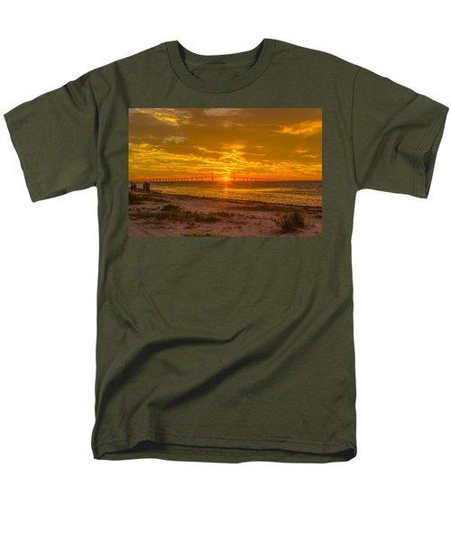 Dawn Arrives Men's T-Shirt  (Regular Fit) by Jane Luxton