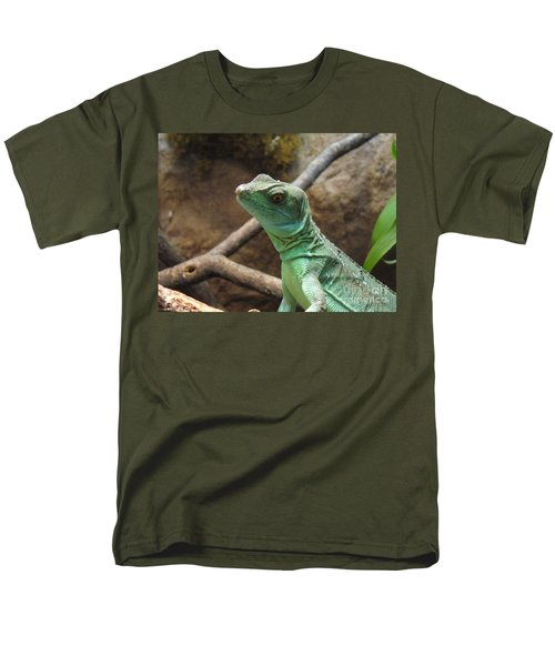 Men's T-Shirt  (Regular Fit) featuring the photograph Dazed And Confused by Lingfai Leung