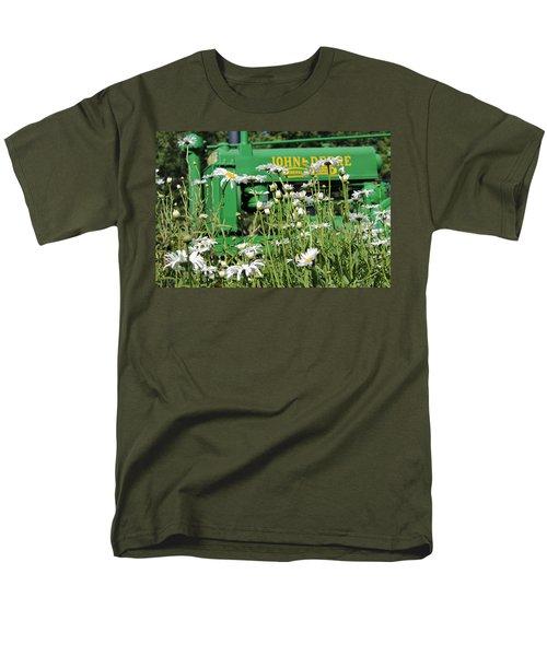 Deere 1 Men's T-Shirt  (Regular Fit) by Lynn Sprowl