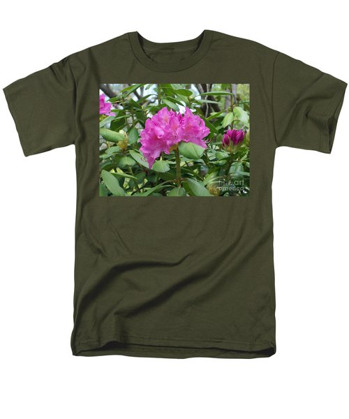 Men's T-Shirt  (Regular Fit) featuring the photograph Delicate Beauty by Roberta Byram