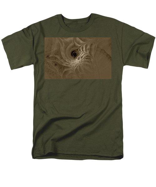 Desert Etching Men's T-Shirt  (Regular Fit) by GJ Blackman