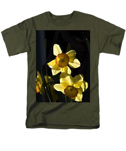 Dos Daffs Men's T-Shirt  (Regular Fit) by Joe Schofield