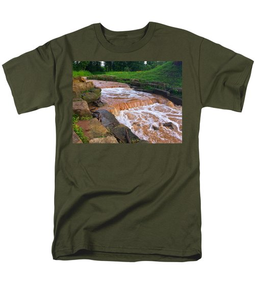 Down A Creek Men's T-Shirt  (Regular Fit)