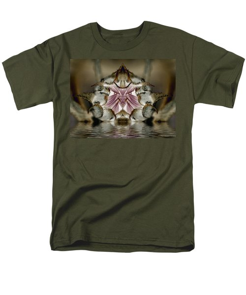 Men's T-Shirt  (Regular Fit) featuring the photograph Dream 80 by WB Johnston