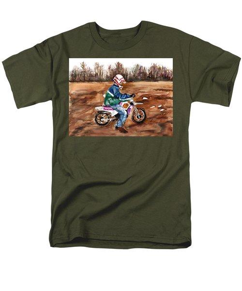 Easy Rider Men's T-Shirt  (Regular Fit)