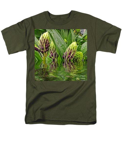 Emerging Men's T-Shirt  (Regular Fit) by Debbie Portwood