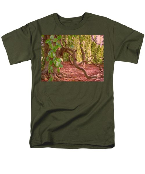 Men's T-Shirt  (Regular Fit) featuring the photograph Enchanted by Becky Lupe