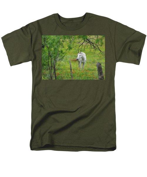 Eye On Beauty Men's T-Shirt  (Regular Fit) by Lynn Bauer