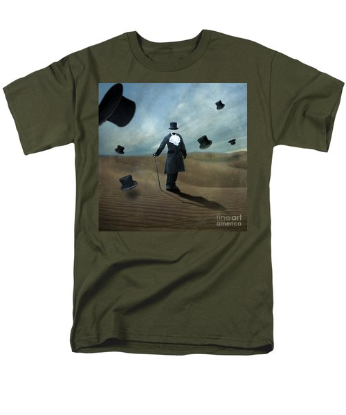 Faceless Men's T-Shirt  (Regular Fit) by Juli Scalzi
