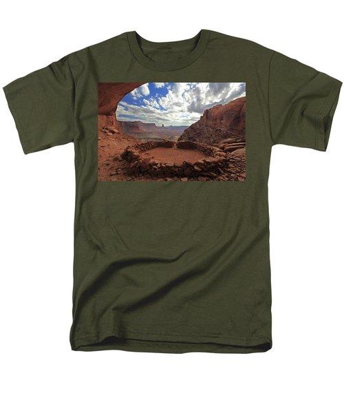 False Kiva Men's T-Shirt  (Regular Fit) by Alan Vance Ley