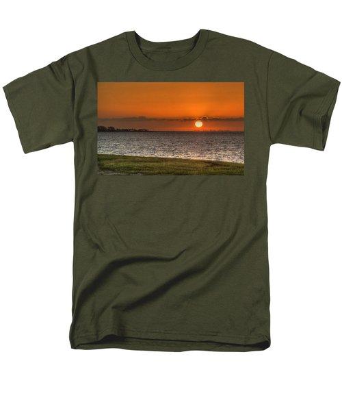 Florida Sunrise Men's T-Shirt  (Regular Fit) by Jane Luxton