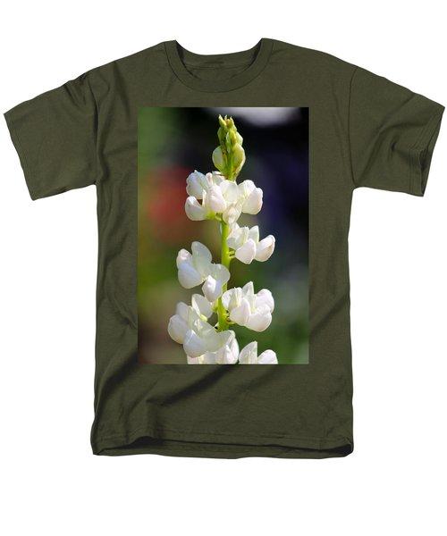 Flower Men's T-Shirt  (Regular Fit) by Tiffany Erdman