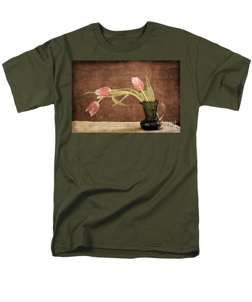 Men's T-Shirt  (Regular Fit) featuring the photograph Fresh From The Garden II by Alana Ranney