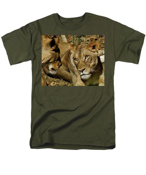 Friends Men's T-Shirt  (Regular Fit)