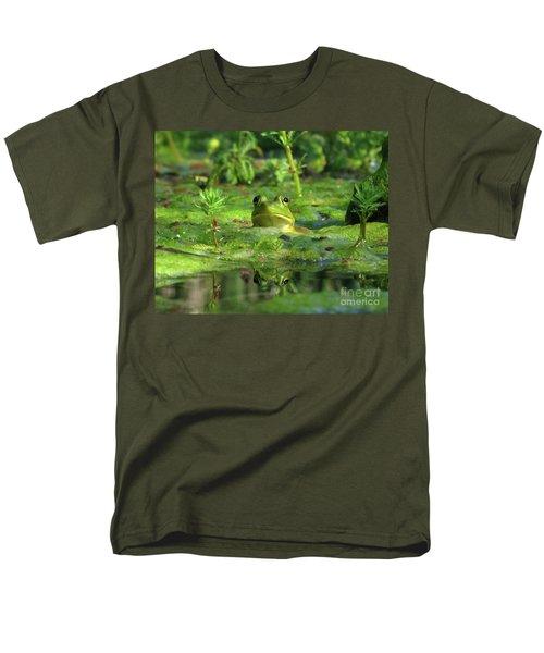 Frog Men's T-Shirt  (Regular Fit)