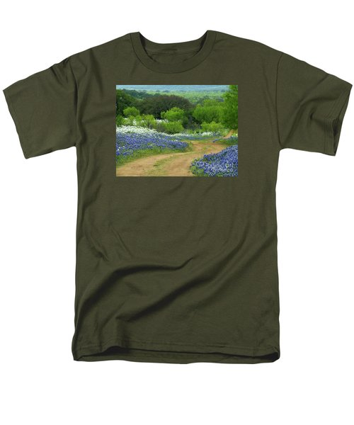 From Here To There Men's T-Shirt  (Regular Fit) by Joe Jake Pratt