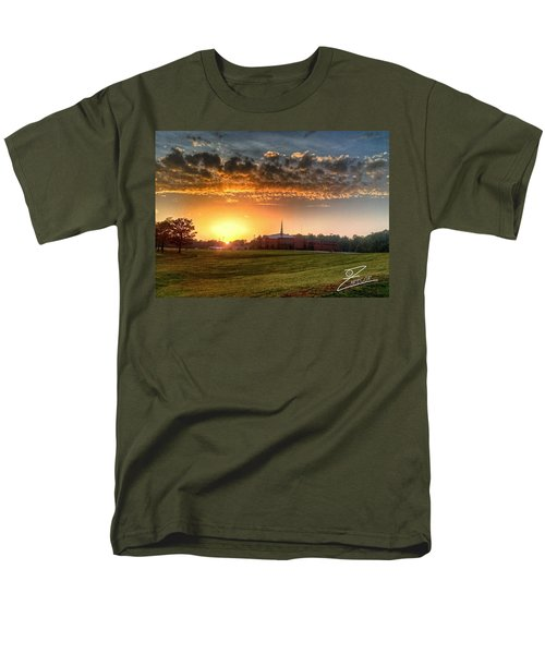 Fumc Sunset Men's T-Shirt  (Regular Fit)