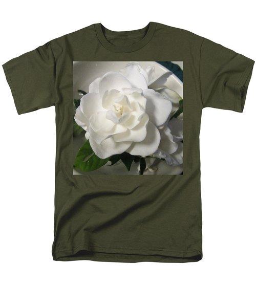 Gardenia Bowl Men's T-Shirt  (Regular Fit) by Deborah Lacoste