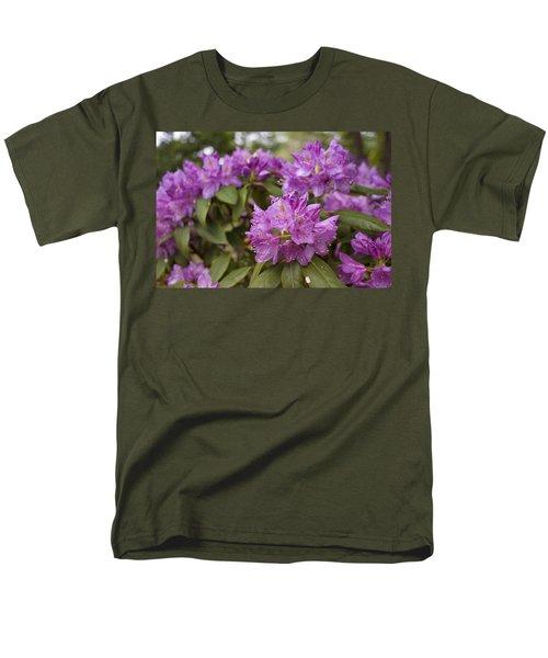 Garden's Welcome Men's T-Shirt  (Regular Fit) by Miguel Winterpacht
