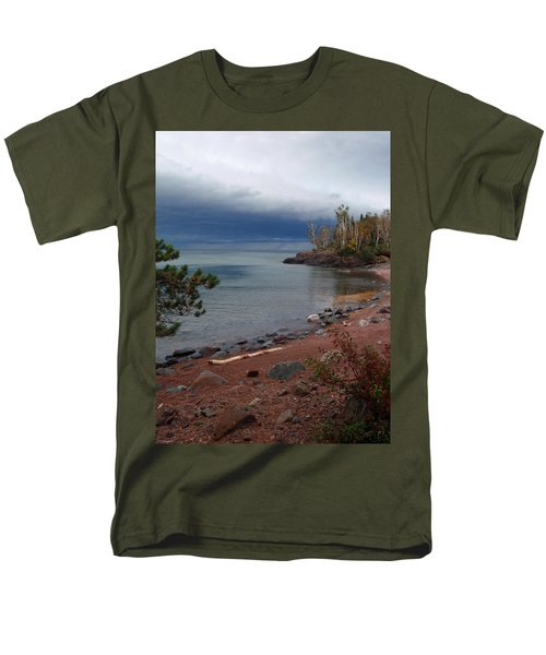 Get Lost In Paradise Men's T-Shirt  (Regular Fit) by James Peterson