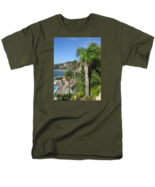 Giant Palm Men's T-Shirt  (Regular Fit) by Vivien Rhyan