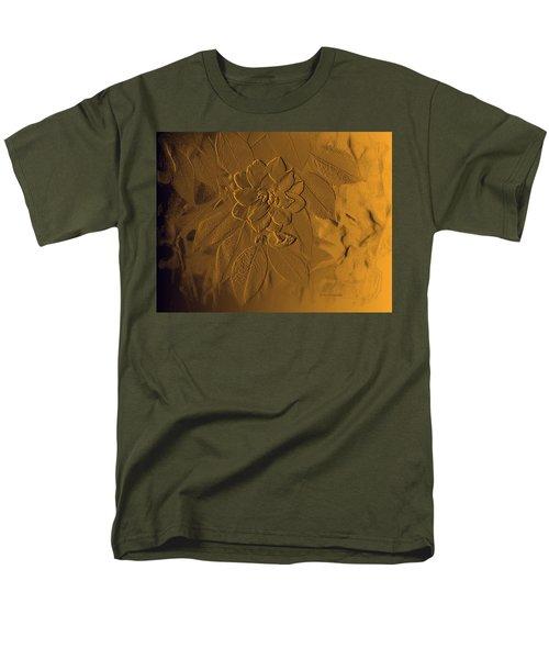 Golden Effulgence Men's T-Shirt  (Regular Fit) by Jeanette C Landstrom