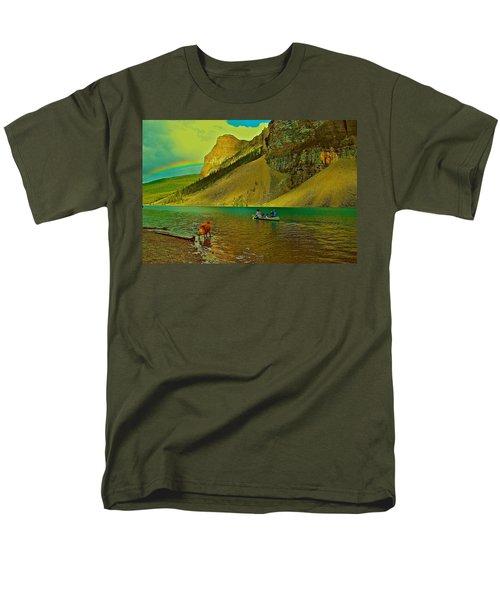 Golden Voyage Men's T-Shirt  (Regular Fit)
