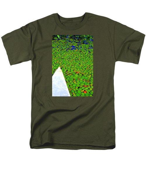 Green Dream Men's T-Shirt  (Regular Fit) by Zafer Gurel