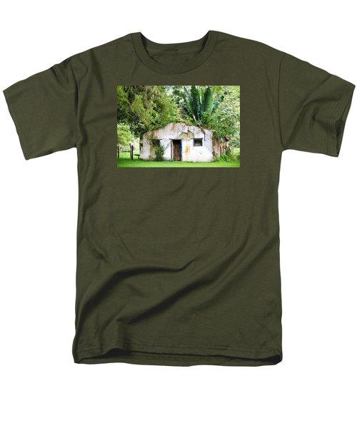 Green Roof Men's T-Shirt  (Regular Fit) by Menachem Ganon