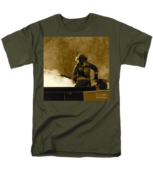 Greer Lodge  Men's T-Shirt  (Regular Fit)