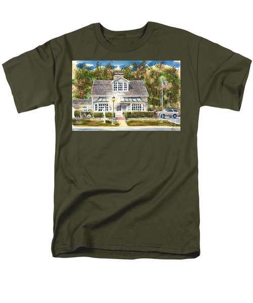 Greystone Inn II Men's T-Shirt  (Regular Fit)
