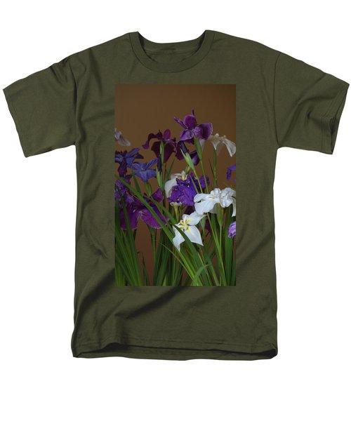Men's T-Shirt  (Regular Fit) featuring the photograph Hanashoubu by Rachel Mirror