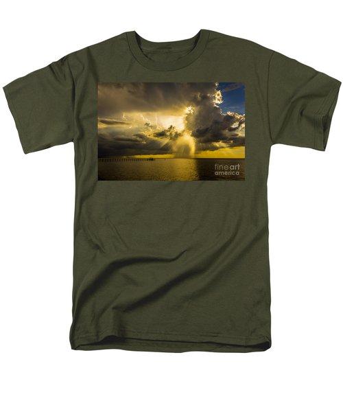 Heavens Window Men's T-Shirt  (Regular Fit) by Marvin Spates