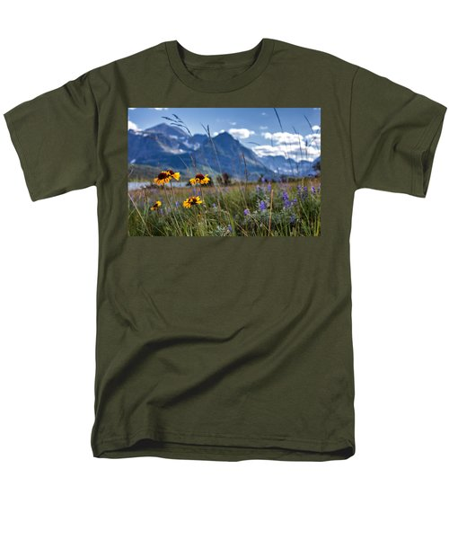 High Plains Men's T-Shirt  (Regular Fit)