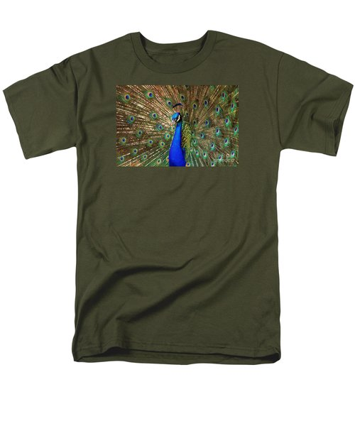 Men's T-Shirt  (Regular Fit) featuring the photograph His Majesty by Geraldine DeBoer