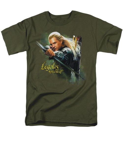 Hobbit - Legolas Greenleaf Men's T-Shirt  (Regular Fit) by Brand A