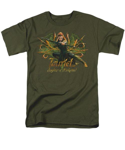 Hobbit - Tauriel Men's T-Shirt  (Regular Fit) by Brand A