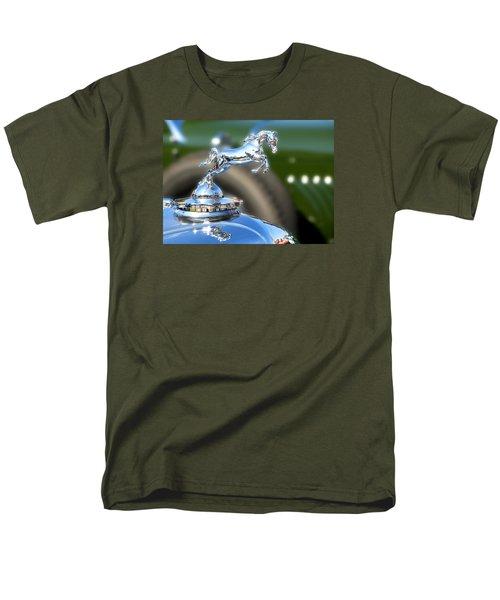 Men's T-Shirt  (Regular Fit) featuring the photograph Horse Power by Rebecca Davis