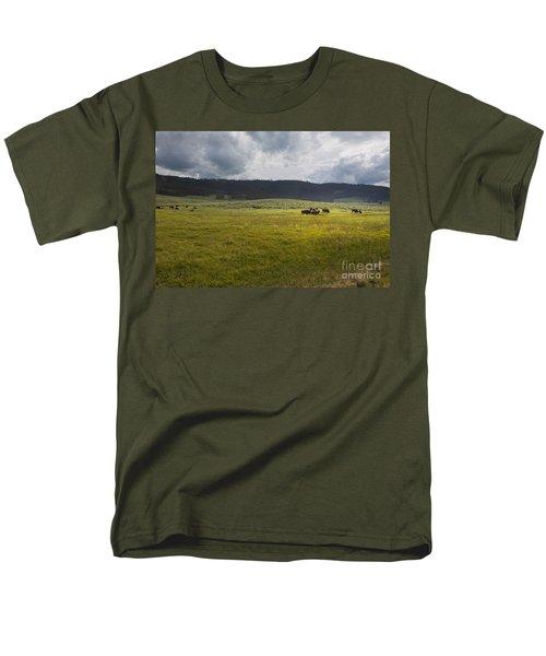 Imagine Men's T-Shirt  (Regular Fit) by Belinda Greb