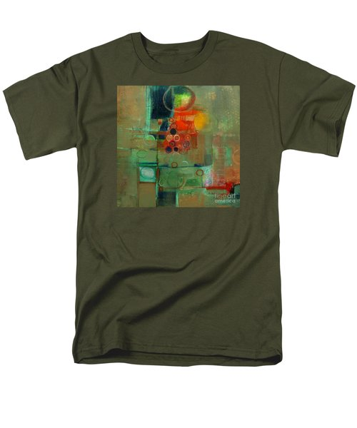 Improvisation Men's T-Shirt  (Regular Fit) by Michelle Abrams