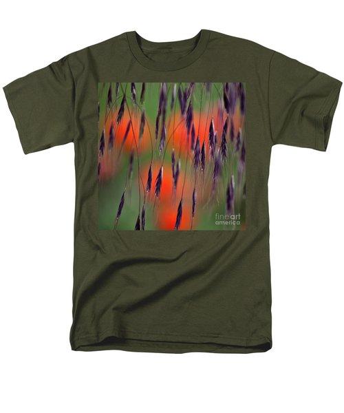 In The Meadow Men's T-Shirt  (Regular Fit) by Heiko Koehrer-Wagner